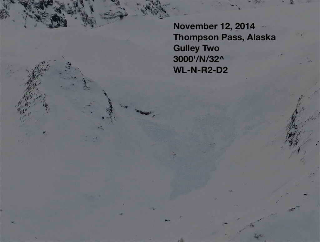 11-12-14 Gulley Two