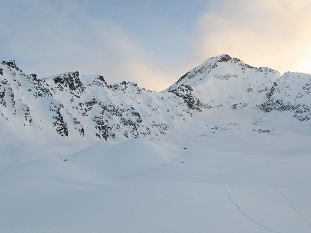 Mt Dimond, Alaska NorthFace