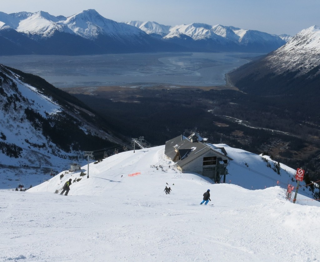 Alyeska Resort 3-20-15