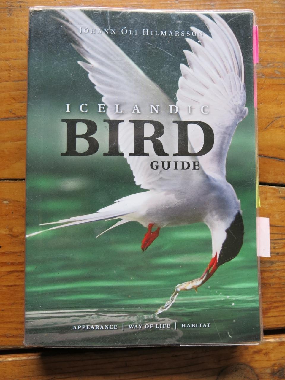 Icelandbirdbook