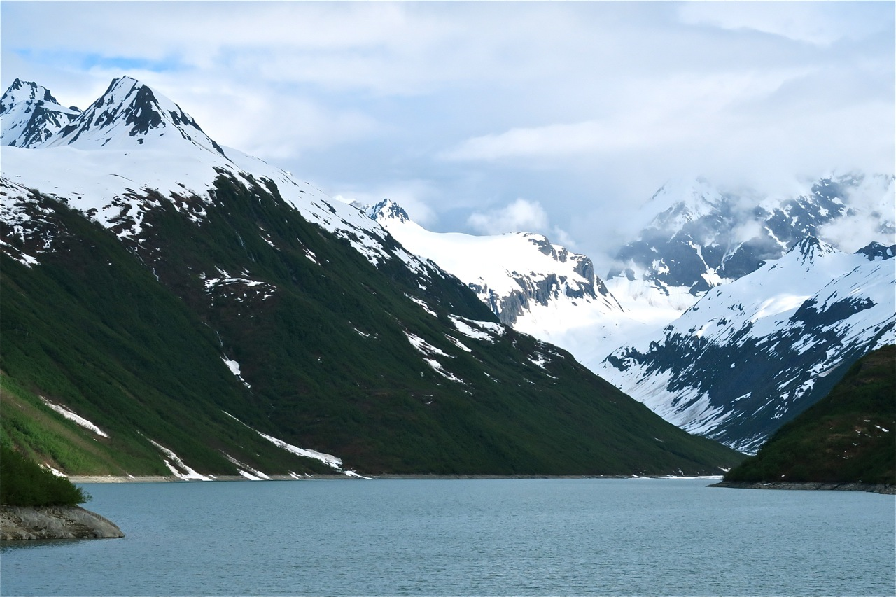 Solomon Lake, Valdez