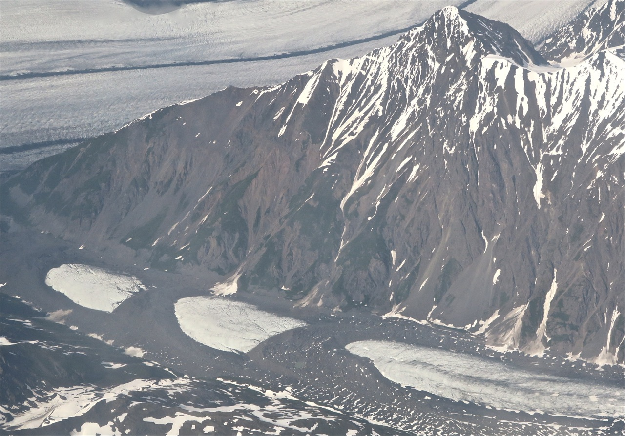 Unknown Glacier